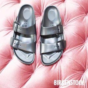 New BIRKENSTOCK Eva Arizona Two Strap Sandal